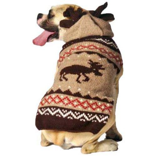 Chandail à capuche Chilly dog