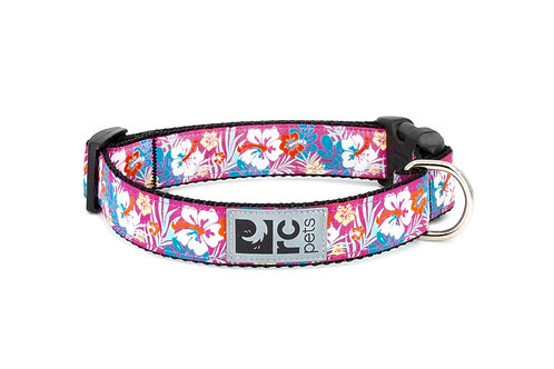 RC pets collier hibiscus