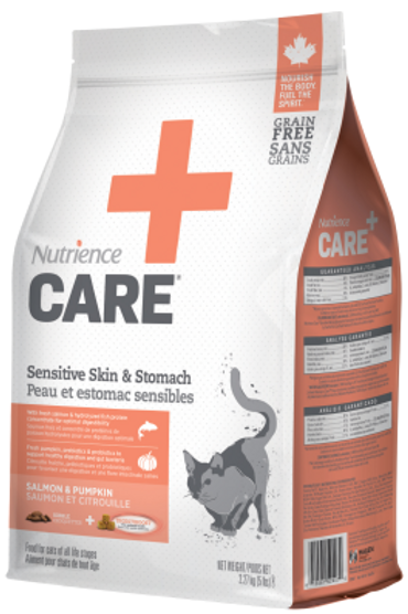 Nutrience Care Peau et Estomac Sensible