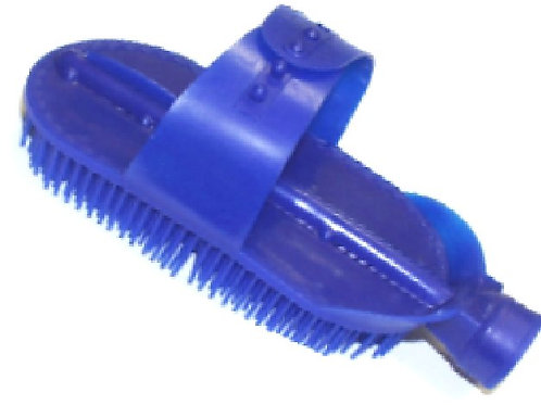 Étrille en plastique pour laver