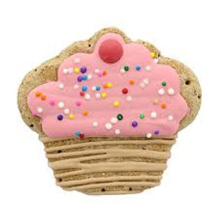 Biscuit pour chien Cupcake de Bosco and Roxy