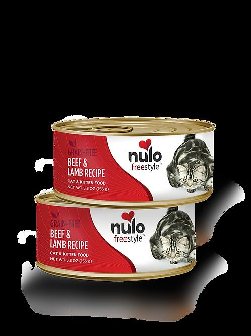 Pâté Nulo Boeuf et Agneau
