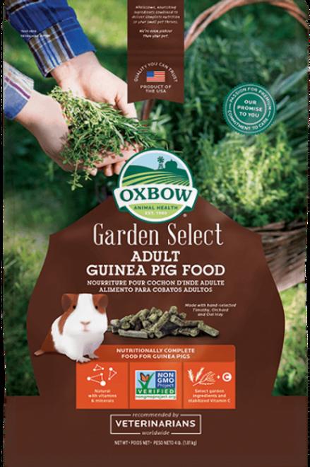 Nourriture pour cochon d'inde adulte Oxbow Garden Select