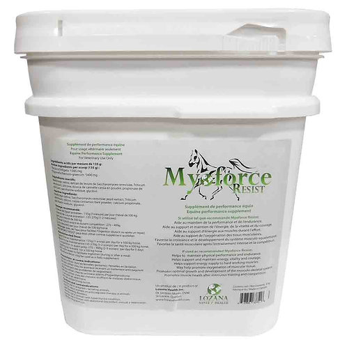 Myoforce Resist de Lozana Health