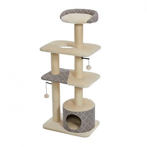 """Arbre à chat """"Catitude Tower"""" de Midwest"""