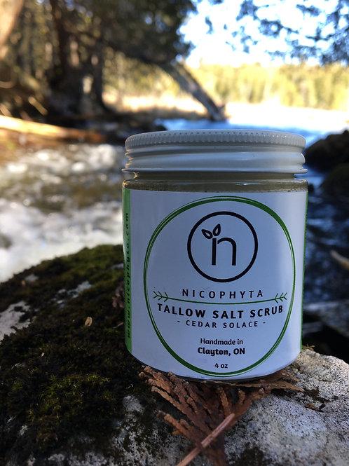 Salt Scrub - Cedar Solace