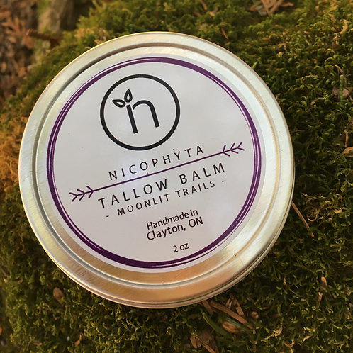 Tallow Balm -Moonlit Trails