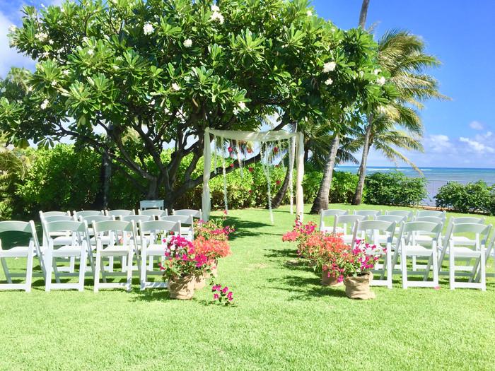 Hawaii wedding & Anniversary Party