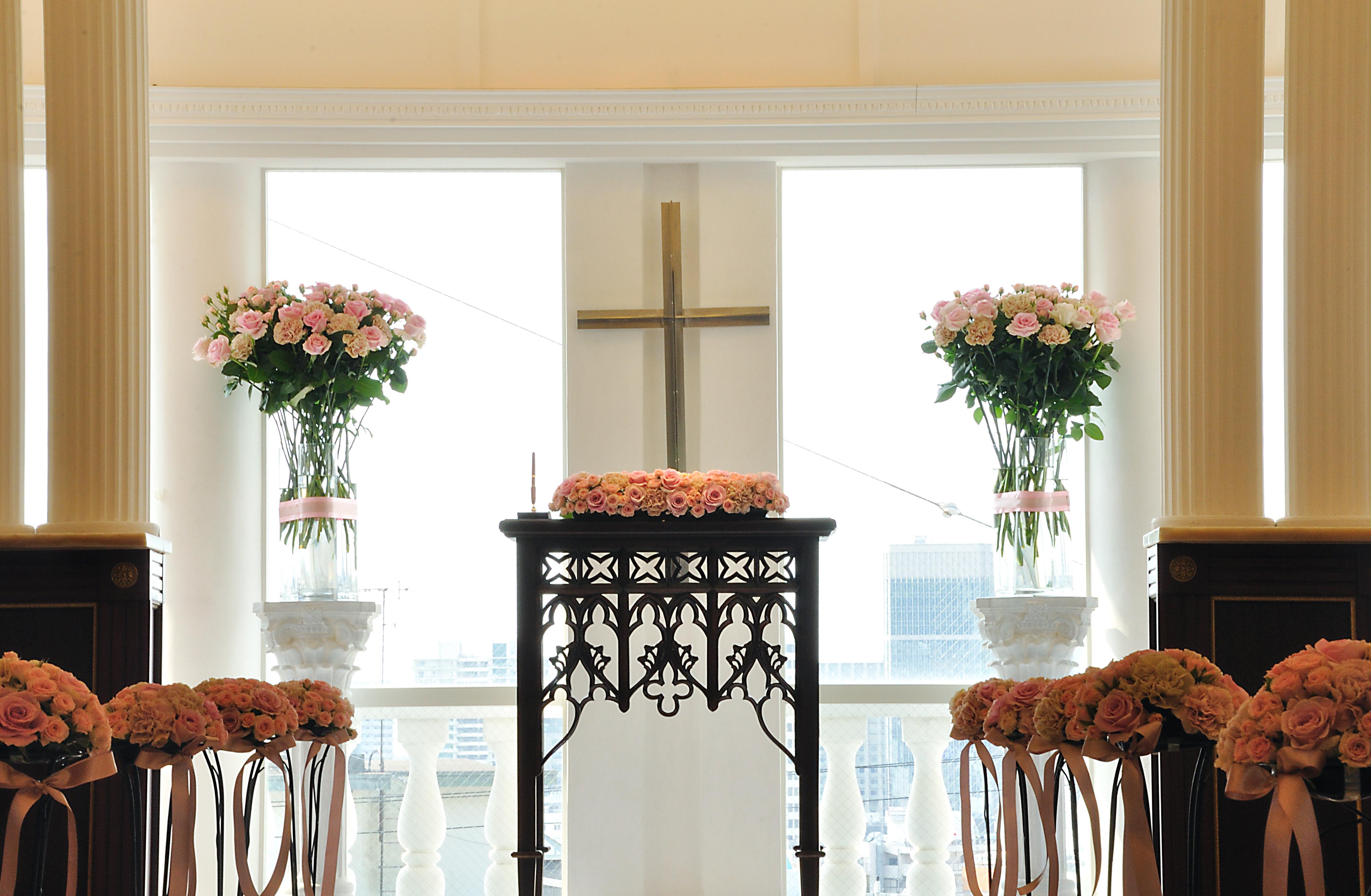 Chapel Pink Rose