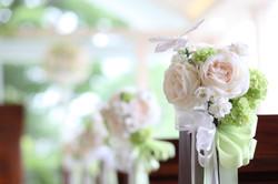 Chapel Green& White Rose