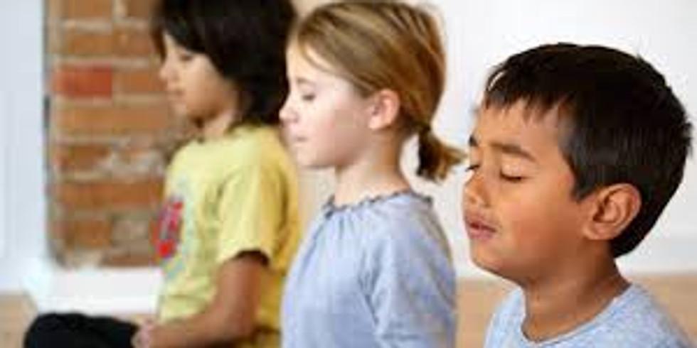 Conférence Pleine Conscience à l'école