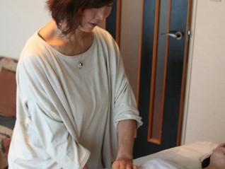 日本ポラリティセラピー協会主催の施術体験会