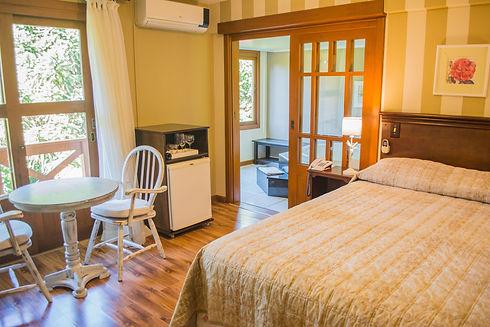 Suíte Master | Hotel Canto Verde | Gramado RS