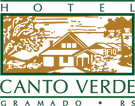 Logotipo Hotel Canto Verde