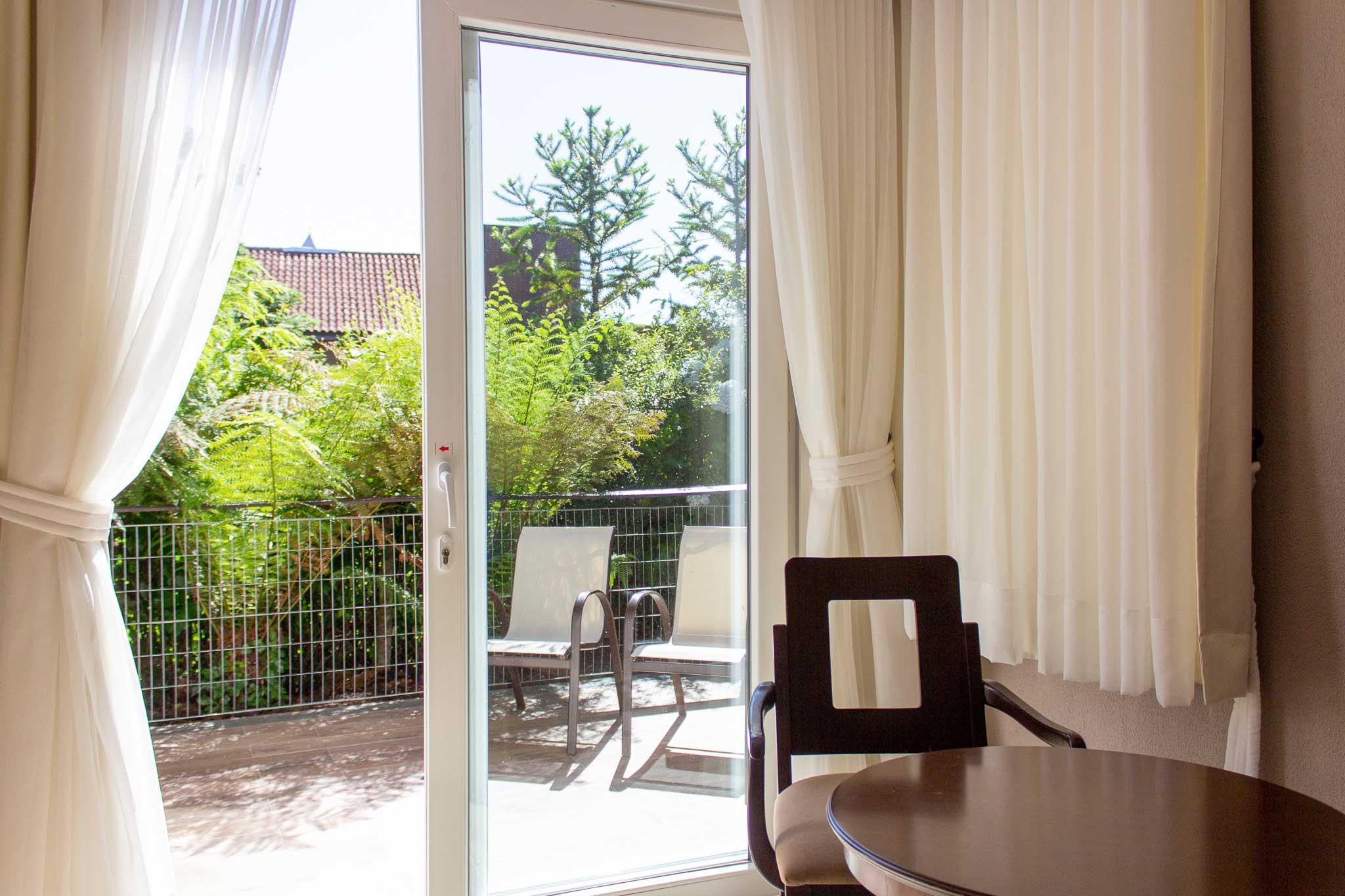Apto Duplo com Deck - Hotel Canto Verde