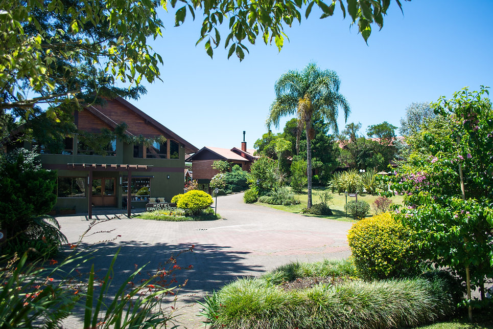 Hotel Canto Verde em Gramado RS