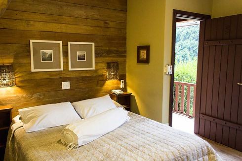 Chalé Serrano | Hotel Canto Verde | Gramado RS