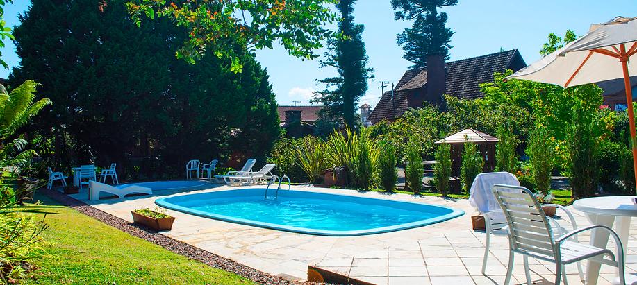 Hotel com Piscina em Gramado | Hotel Canto Verde