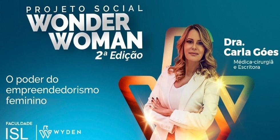 Wonder Woman: Empreendedorismo e empoderamento feminino