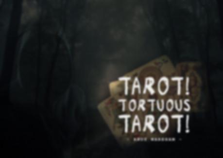 Tarot! Tortuous Tarot! Andy Wareham