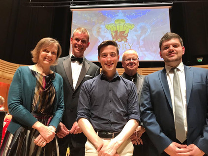 Andy Wareham Cory Band RWCMD Composition Prize