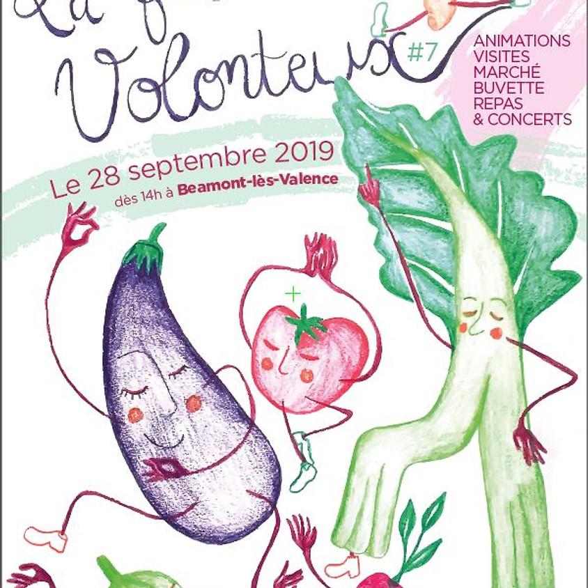 Fête des Volonteux et la 4 ème vente de la friperie