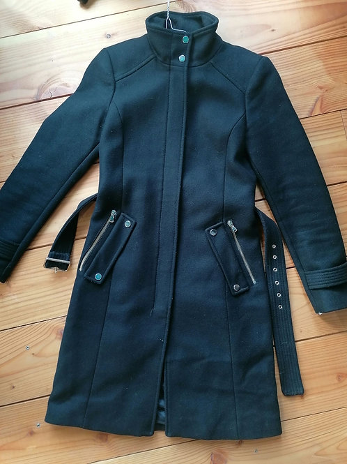 Manteau Zara femme Taille S noir