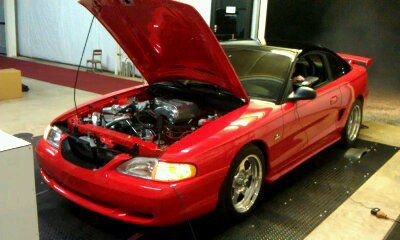 Chassis Dyno 1 hr