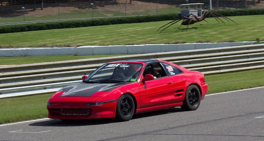 Hux Racing at Barber Motorsports