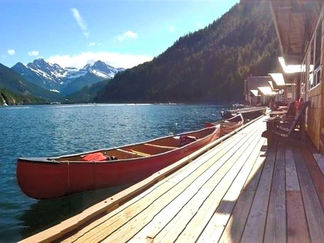 FAQ's for Ross Lake Resort COVID-19 Operations