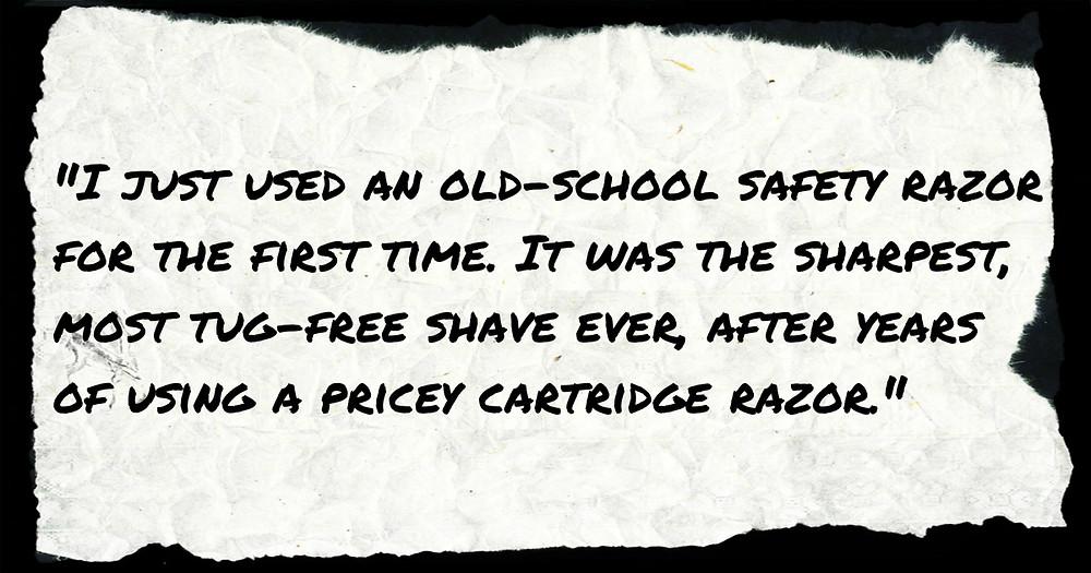 cheapest razor blades online