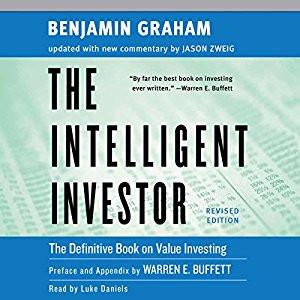 1.) The Intelligent Investor