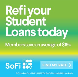 Refinance student loans with SoFi and save money