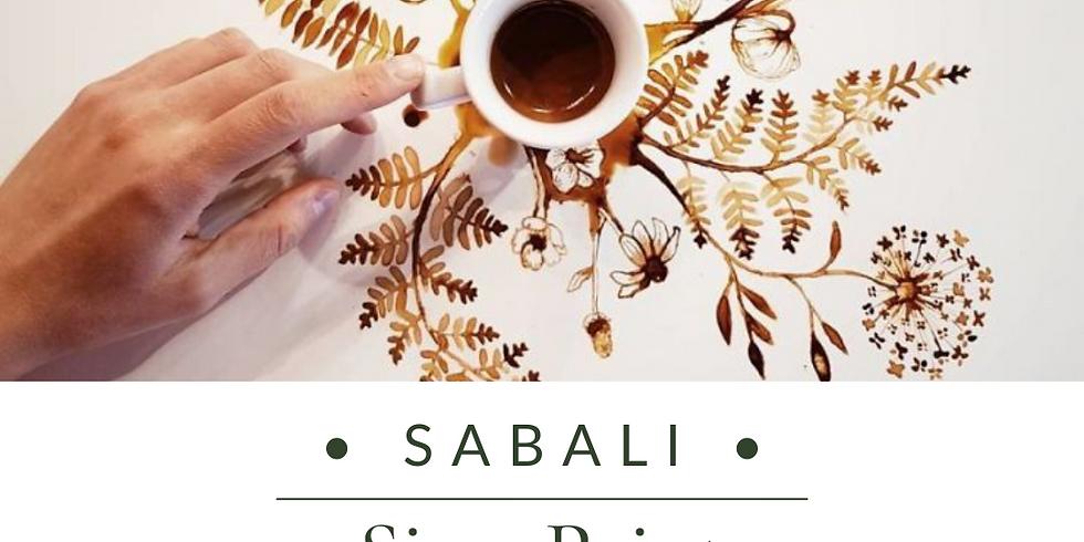 SABALI Sip + Paint