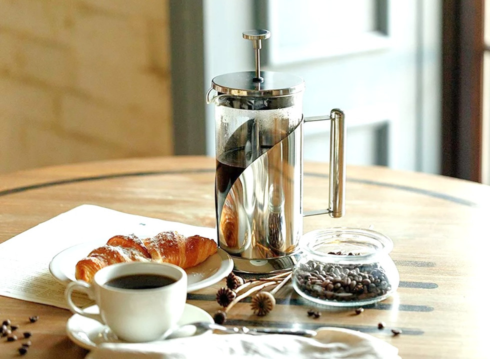 French Press Infusion