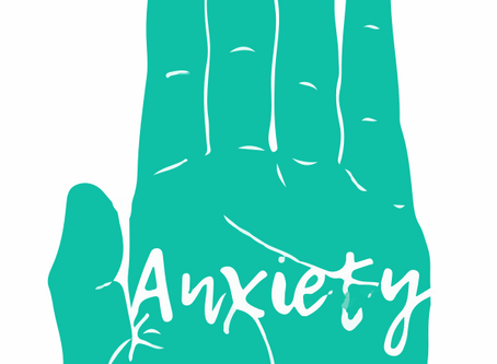 Anxiety Doesn't Own You!