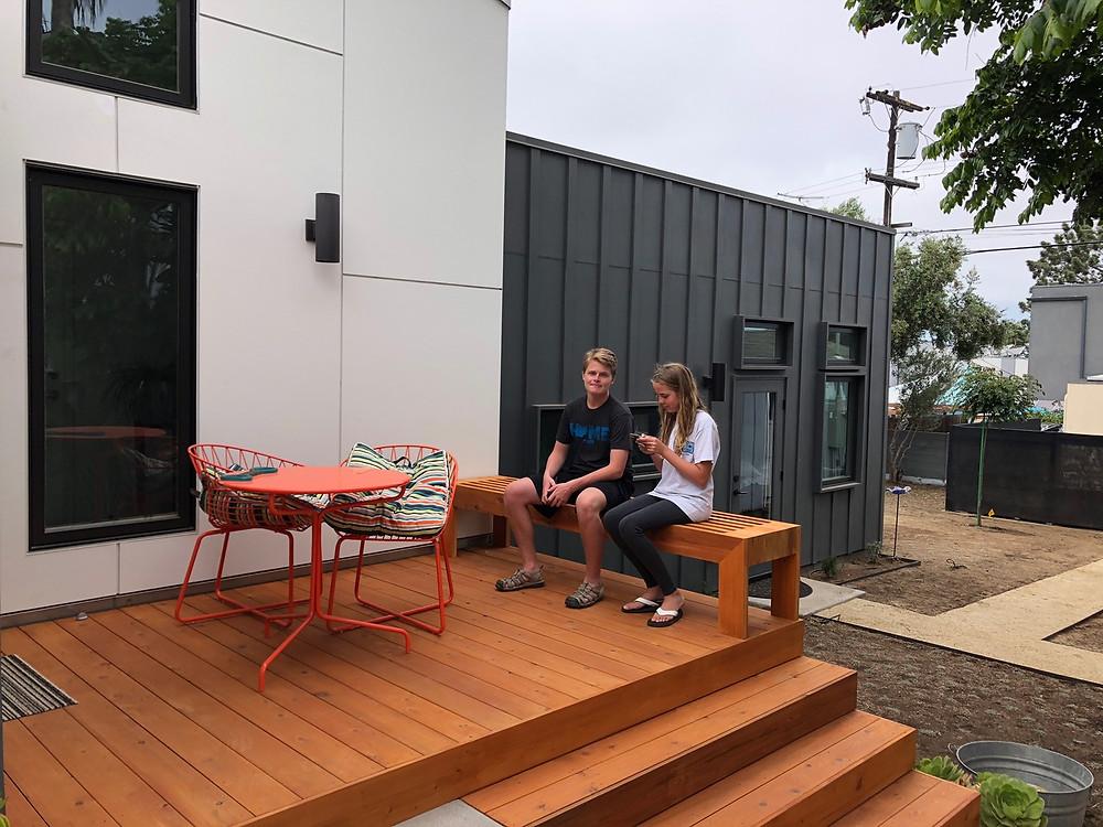 lbgdesign'ed and built bench!
