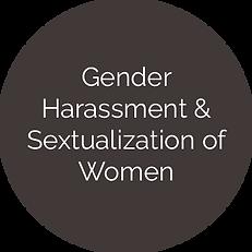 Gender Harassment &Sexualization of Women