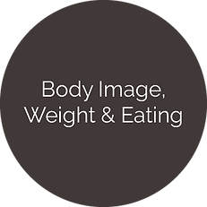 ​Body Image, Weight & Eating
