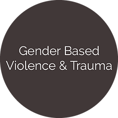 Gender Based Violence & Trauma