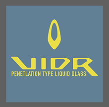 ガラスコーティング ロゴ