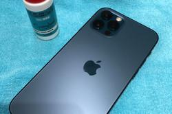 大阪・高槻のスマホガラスコーティング・iPhoneガラスコーティング