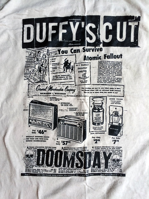 Doomsday Shirt (Includes Shipping US Only)