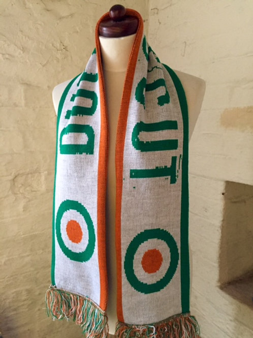 Duffy's Cut Scarf Includes Shipping