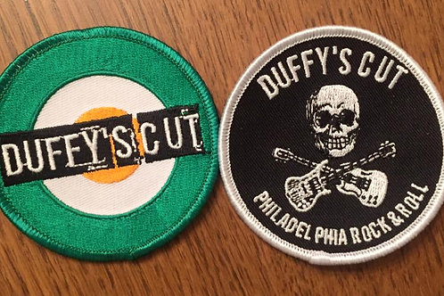 """3"""" embroidered patch (Includes Shipping US Only)"""