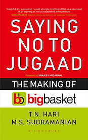 Saying No to Jugaad - The Making of Bigb