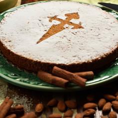 Torta de Santiago de Compostela.JPG