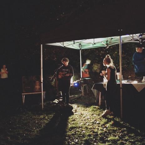 Guitar Club Performance