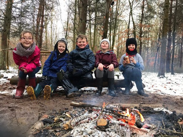 Active Education Bushcraft