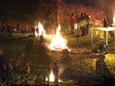 SMYP Family Bonfire